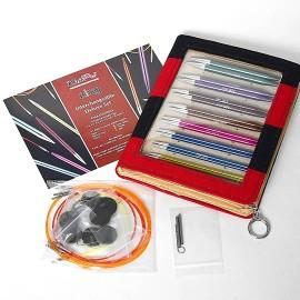 Набор съемных спиц Deluxe Zing KnitPro