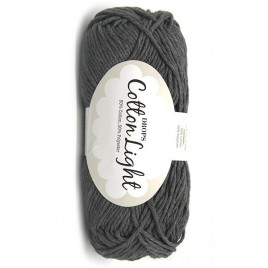 Cotton light 30 темно-серый